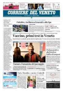 Corriere del Veneto Venezia e Mestre – 01 agosto 2020