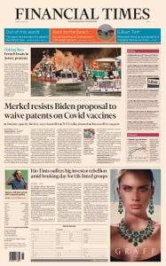 Financial Times Asia - May 7, 2021
