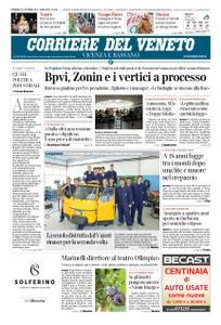 Corriere del Veneto Vicenza e Bassano – 21 ottobre 2018