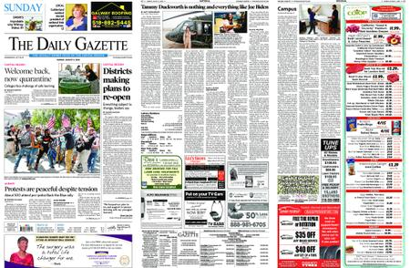The Daily Gazette – August 02, 2020
