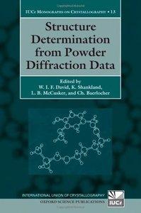 Structure Determination from Powder Diffraction Data (Repost)