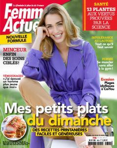 Femme Actuelle - 25 Mars 2019