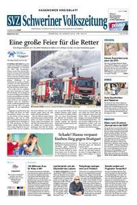 Schweriner Volkszeitung Hagenower Kreisblatt - 13. August 2019