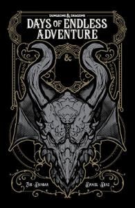 IDW-Dungeons And Dragons Days Of Endless Adventure 2020 Hybrid Comic eBook