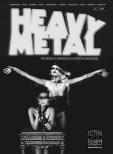 Heavy Metal 291 2018 4 covers Digital Mephisto