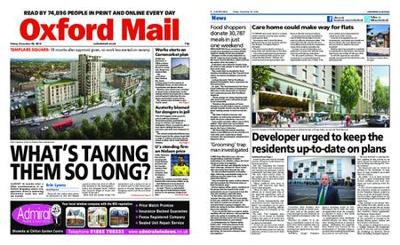 Oxford Mail – December 28, 2018