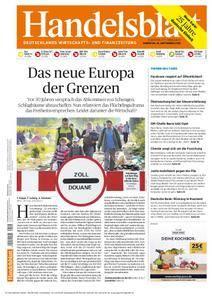 Handelsblatt - 15. September 2015