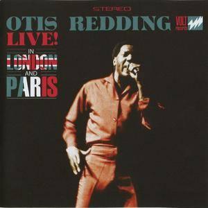 Otis Redding - Live In London And Paris (2008)