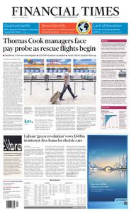 Financial Times UK – 24 September 2019