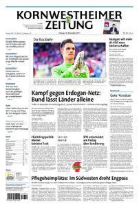 Kornwestheimer Zeitung - 15. Dezember 2017