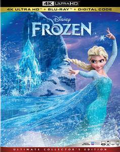 Frozen (2013) [4K, Ultra HD]