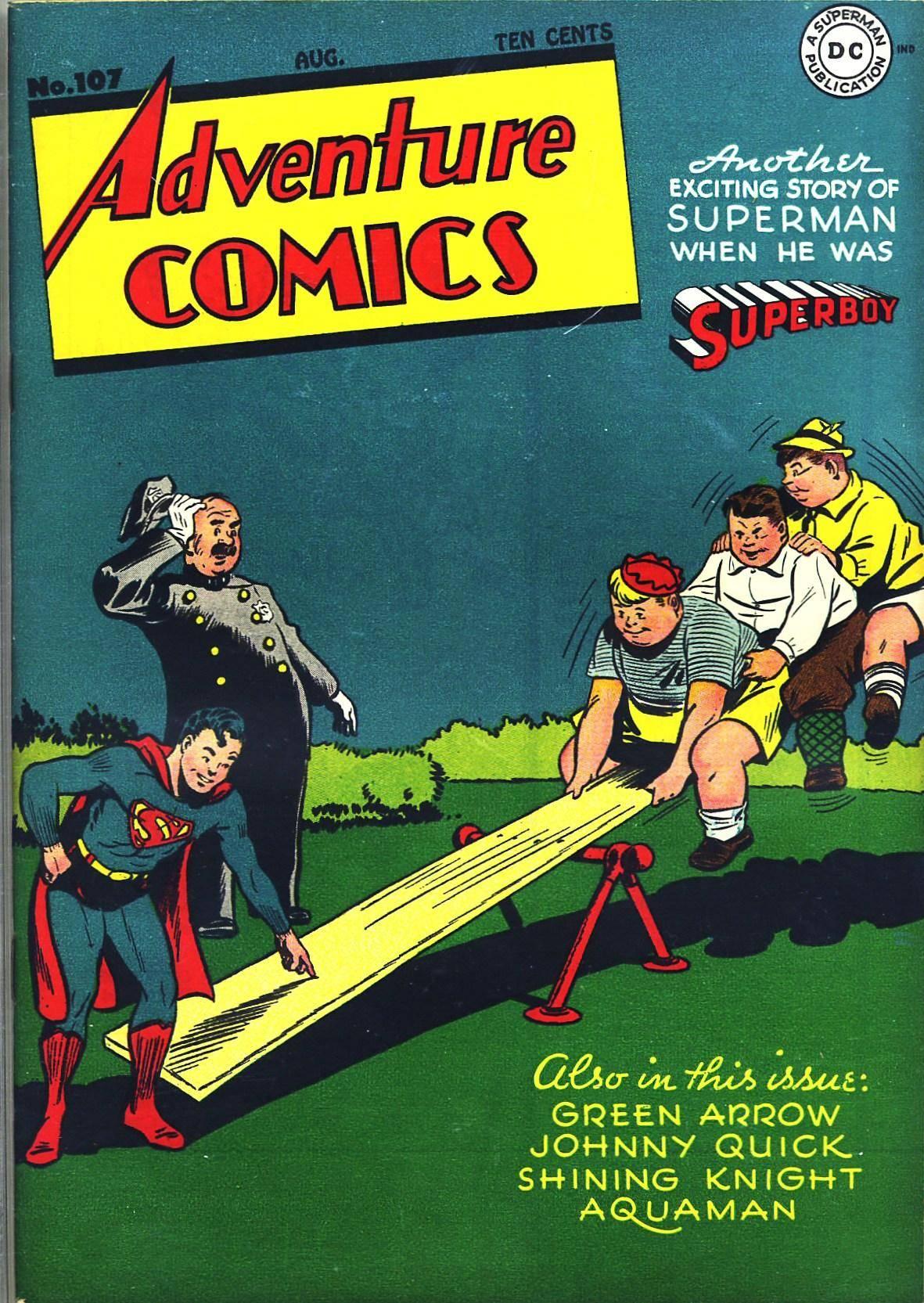 Adventure Comics 1946-08 107