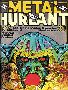 Métal Hurlant - Tome 2