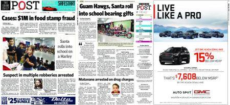 The Guam Daily Post – December 16, 2017