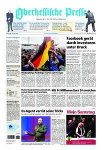 Oberhessische Presse Marburg/Ostkreis - 22. März 2018
