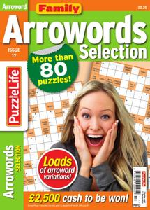 Family Arrowords Selection – 01 August 2019