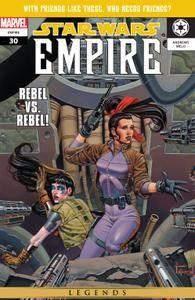 Star Wars Empire 030 2015 Marvel Edition Digital ZoneEmpire