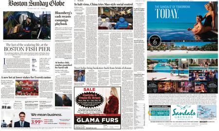 The Boston Globe – February 16, 2020