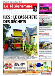 Le Télégramme Ouest Cornouaille – 30 mai 2019