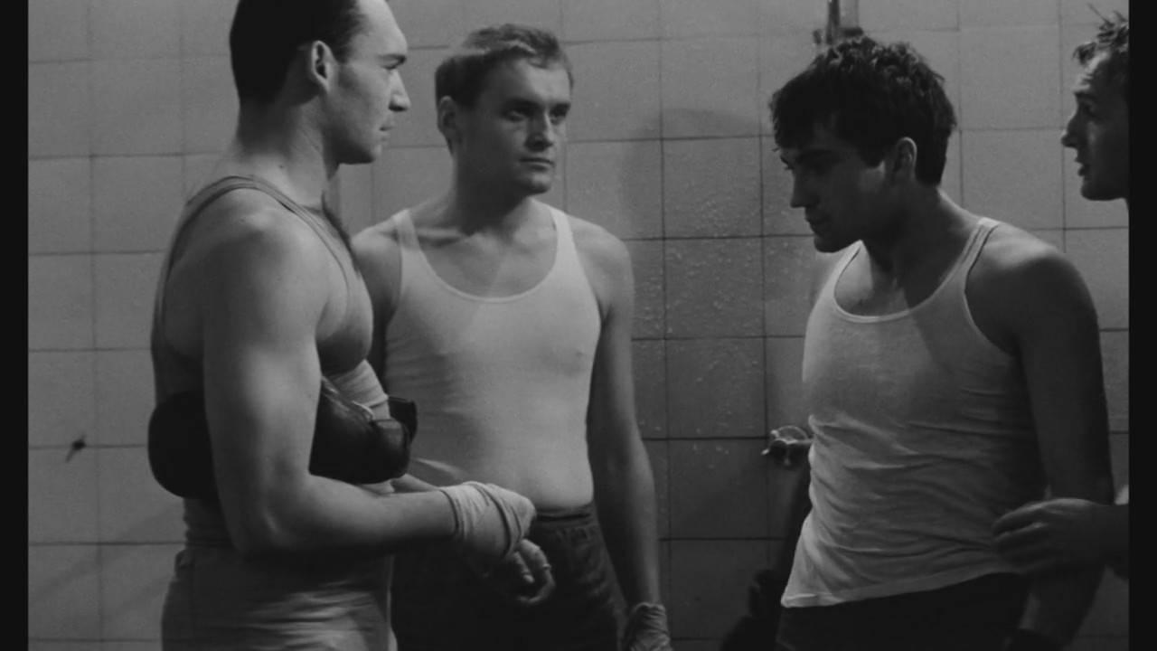 Martin Scorsese Presents: Masterpieces of Polish Cinema Volume 2. Walkower / Walkover (1965)