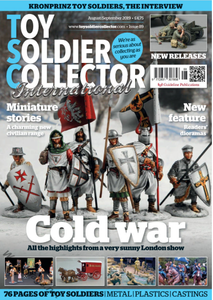 Toy Soldier Collector International - August/September 2019