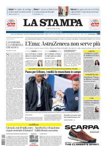 La Stampa - 13 Giugno 2021