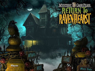 Mystery Case Files: Return to Ravenhearst  1.0  -  with Strategy Guide