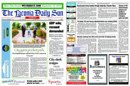 The Laconia Daily Sun – September 07, 2017