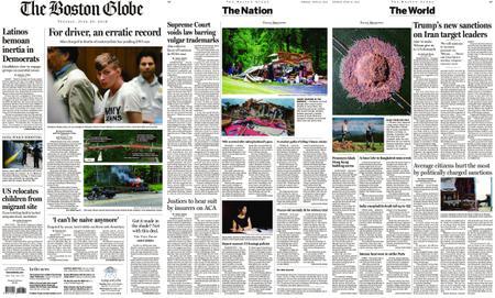 The Boston Globe – June 25, 2019