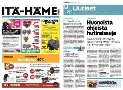 Itä-Häme – 16.10.2019