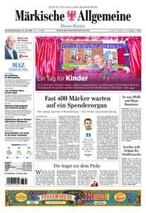 Märkische Allgemeine Dosse Kurier - 02. Juni 2018