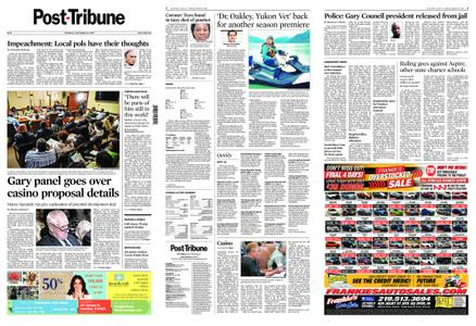 Post-Tribune – September 26, 2019