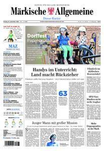 Märkische Allgemeine Dosse Kurier - 10. September 2018