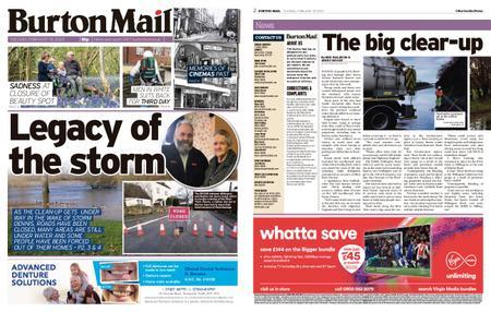 Burton Mail – February 18, 2020