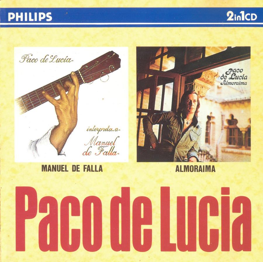 Paco de Lucia - Interpreta a Manuel de Falla / Almoraima (1987)