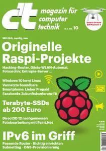 ct Magazin für Computertechnik No 10 vom 30. April 2016