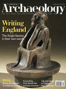 Current Archaeology - Issue 346
