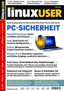 LinuxUser – August 2021