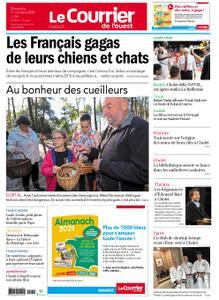 Le Courrier de l'Ouest Cholet – 11 octobre 2020