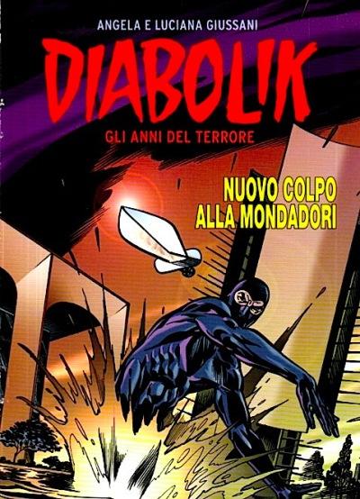 Diabolik - Nuovo colpo alla Mondadori