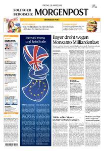 Solinger Morgenpost – 29. März 2019