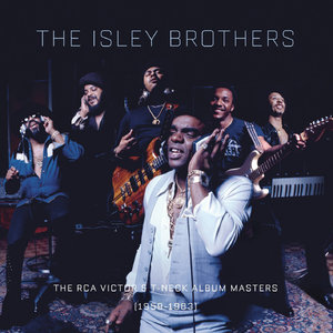 The Isley Brothers - The RCA Victor & T-Neck Album Masters: 1959-1983 (2015) [Official Digital Download 24bit/96kHz]