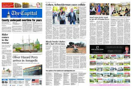 The Capital – May 12, 2018