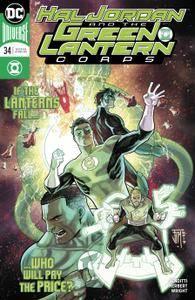 Hal Jordan and The Green Lantern Corps 034 2017 Digital Thornn-Empire