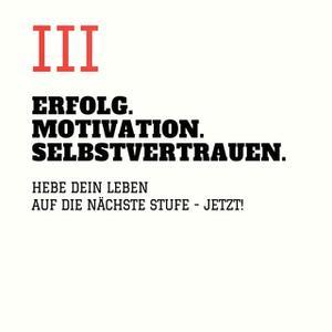 «Erfolg. Motivation. Selbstvertrauen - Teil 3» by Patrick Lynen