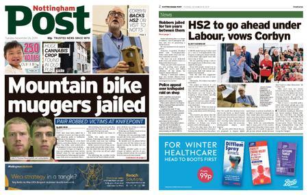 Nottingham Post – November 26, 2019