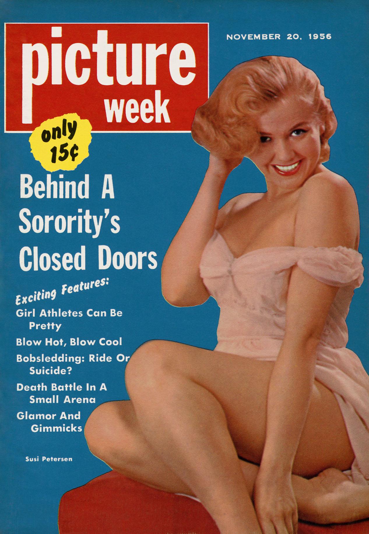 Picture Week  Nov.1956