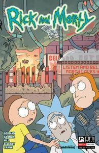 Rick and Morty 007 2015 Digital AnHeroGold-Empire