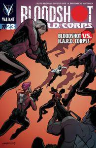Bloodshot and H A R D Corps 023 2014 digital