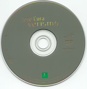 José Cura - Verismo (Philarmonia Orchestra) [1999] (DVD-Audio ISO) [2002]